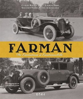 Farman - de l'aviation à l'automobile
