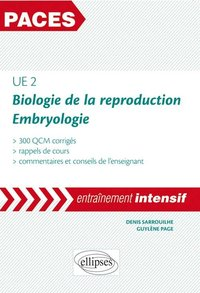 Ue2 - biologie de la reproduction - embryologie