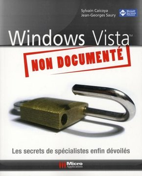 Windows Vista - Non documenté