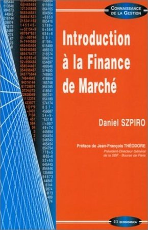 Introduction à la finance des marchés