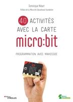 D.Nibart - 40 activités avec la carte micro:bit