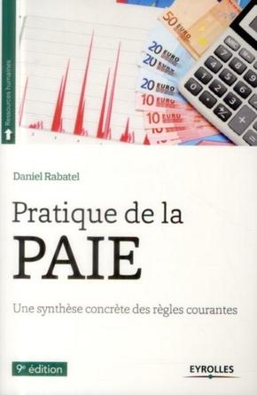 Daniel Rabatel- Pratique de la paie