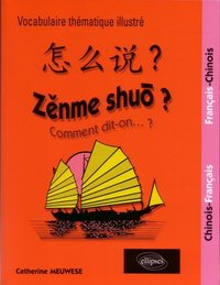 Zenme shuo ? Comment dit-on... ?
