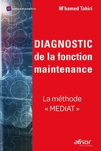 Diagnostic de la fonction maintenance
