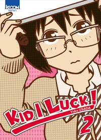 Kid i luck ! - Tome 2