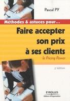 P.Py - Faire accepter son prix à ses clients