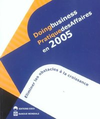 Doing business - Pratique des affaires en 2005