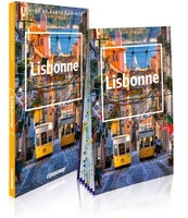 Lisbonne (guide et carte laminee)