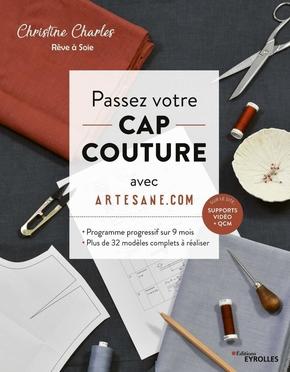 C.Charles, artesane- Passez votre CAP couture avec Artesane.com