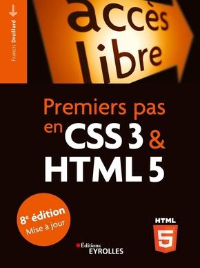 F.Draillard- Premiers pas en CSS3 et HTML5