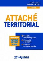 Attache territorial (2e edition)