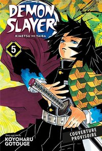 Demon slayer - Tome 5