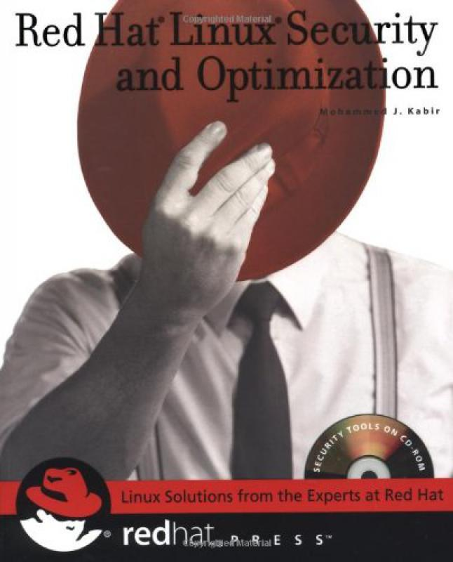 Red Hat Linux Security and Optimization - M Kabir - Librairie Eyrolles