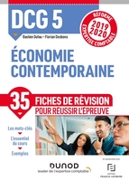 DCG 5 - Economie contemporaine