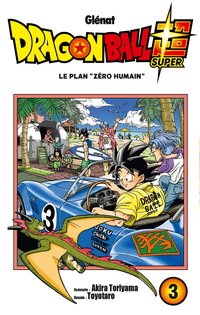 Dragon Ball Super - Tome 3 - Le plan