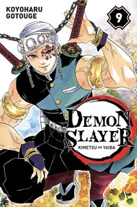 Demon slayer - Tome 09