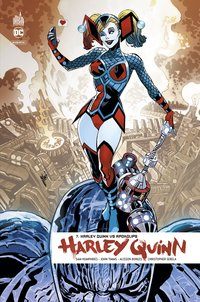 Harley quinn rebirth  - Tome 7