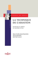 La technique de cassation