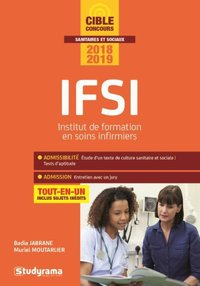 Ifsi - profession infirmier
