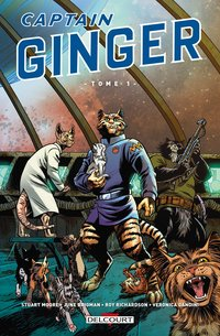 Captain ginger - Tome 1