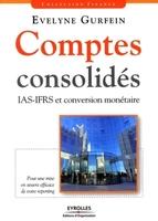Evelyne Gurfein - Comptes consolidés