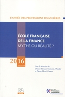 Ecole française de la finance 2016 - Volume 10