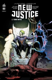 New Justice - Tome 2 - Terre noyée