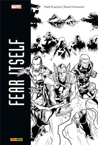 Fear itself (ed. n&b)