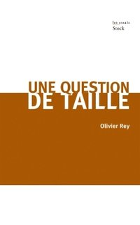 Une question de taille