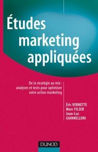 Etudes marketing appliquées