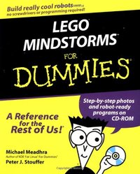 Lego Mindstorms for Dummies - M Meadhra - Librairie Eyrolles