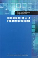 Introduction a la pharmacoeconomie
