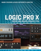 Logic pro x : audio and music production