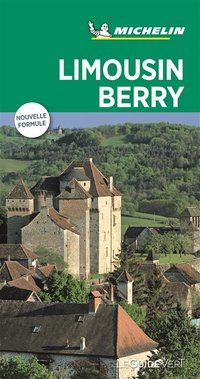 Guide vert Limousin, Berry
