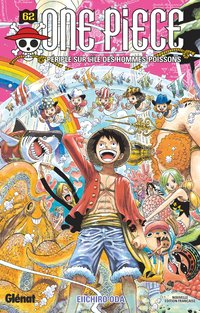 One Piece - Volume 62