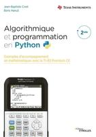 J.-B.Civet, B.Hanuš - Algorithmique et programmation en Python