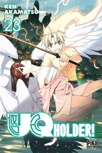 Uq holder! - Tome 23