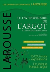 Grand dictionnaire de l'argot