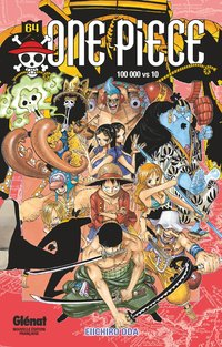 One Piece - Volume 64
