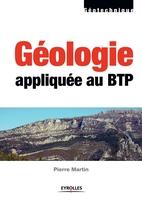 Pierre Martin - Géologie appliquée au btp