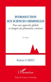 Introduction aux sciences criminelles