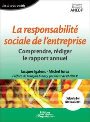 J.Igalens, M.Joras- La responsabilité sociale de l'entreprise