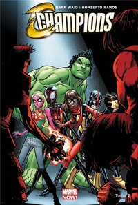 Champions - Tome 2