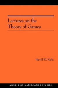 Lectures on the Theory of Game