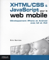 E.Sarrion - XHTML/CSS & JavaScript pour le web mobile