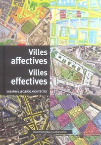 Villes affectives Villes effectives