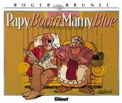 Papy boom mamy blue