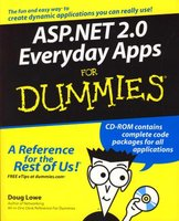 ASP.NET 2.0 Everyday Applications for Dummies