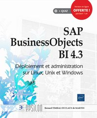 SAP BusinessObjects BI 4.3