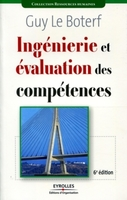 G.Le Boterf - Ingénierie et évaluation des compétences